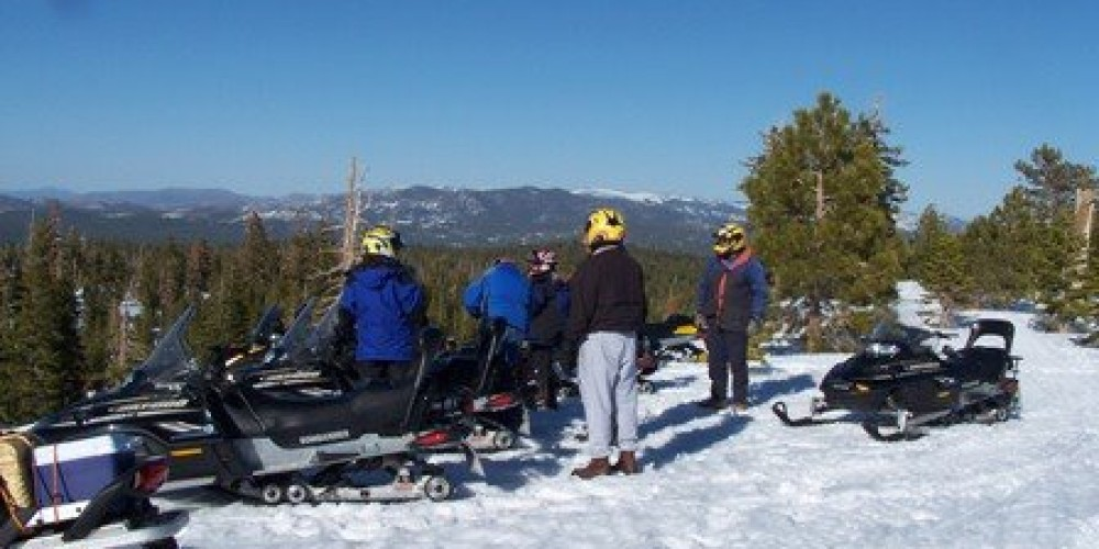 Eagle Ridge Snowmobiling