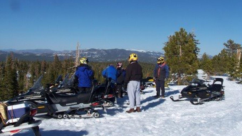 Eagle Ridge Snowmobiling