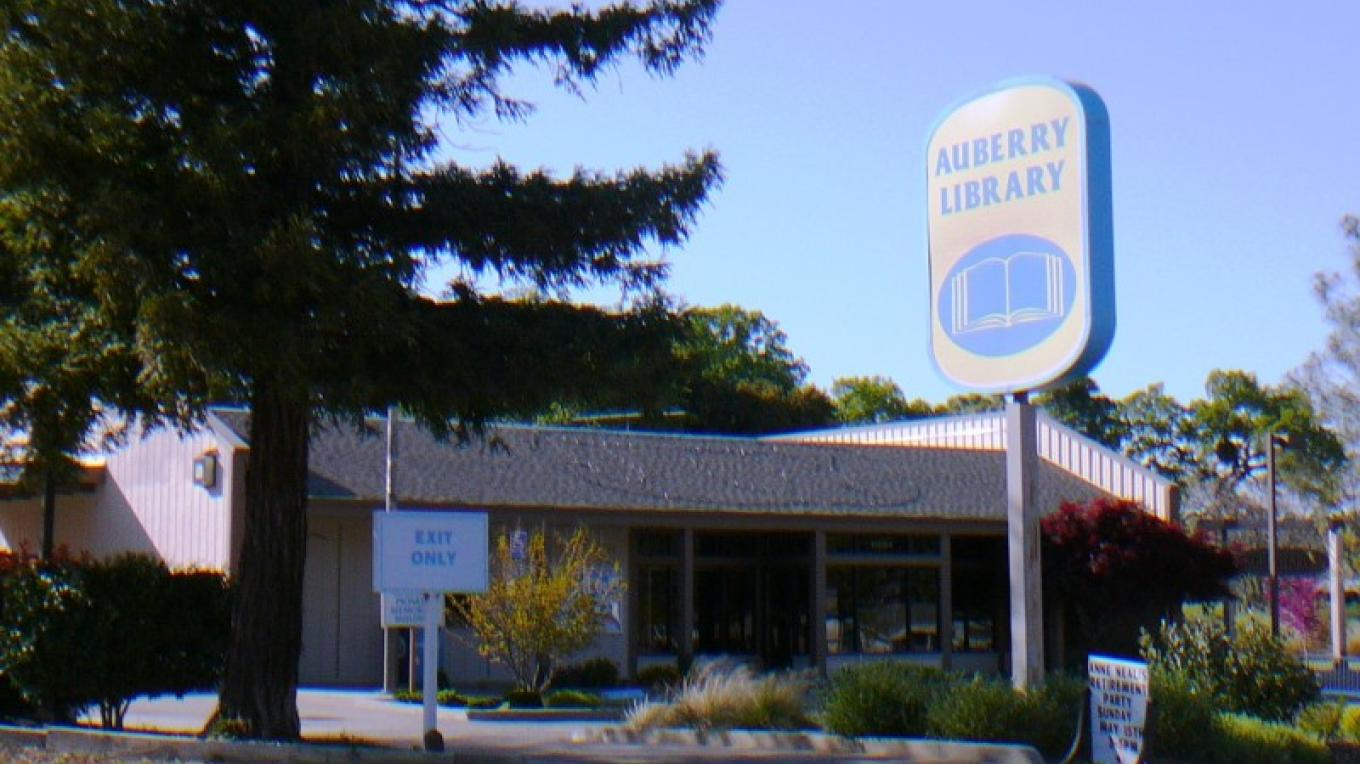 Auberry Library – Susan Leeper
