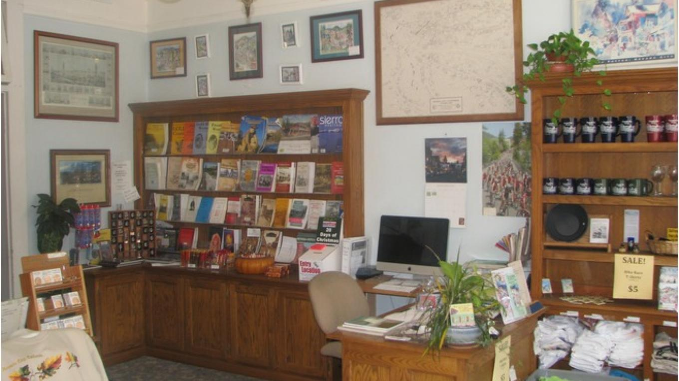 Ground Floor current office of Nevada County Chamber of Commerce – virtualtourist.com