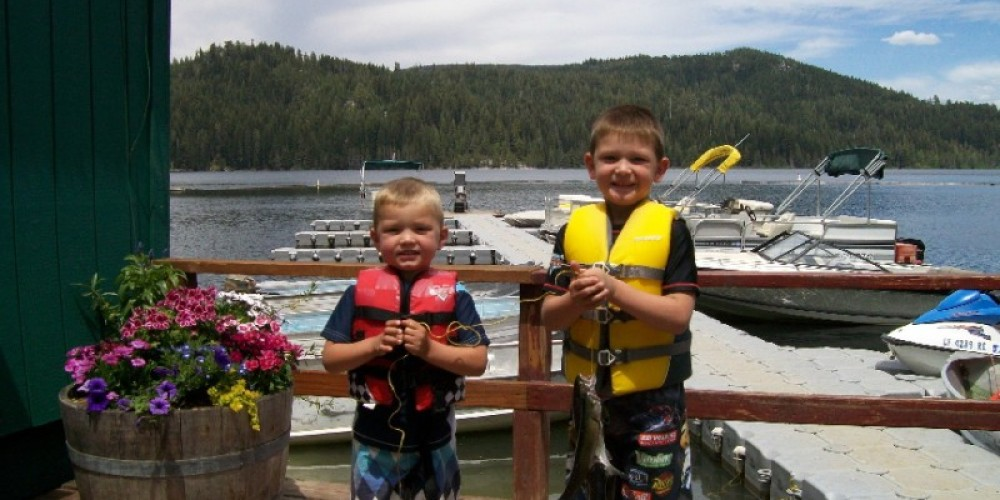 Priceless Memories at Bucks Lake – Kim Henderson