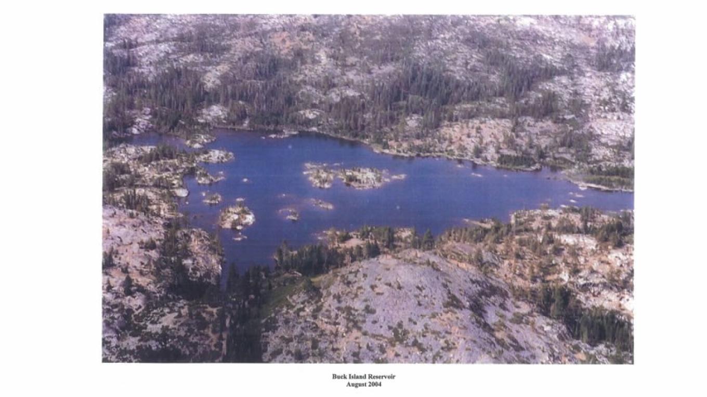 Buck Island Reservoir