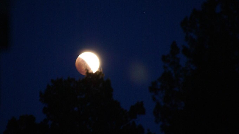 Lunar Eclipse – Lorissa Soriano