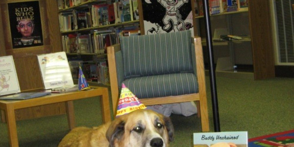 My Reading Buddy at the South Lake Tahoe Branch Library – Dawn Armstrong