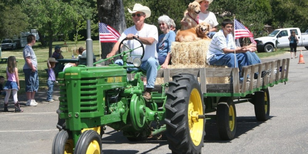 Penn Valley Rodeo Parade – Paige Stone