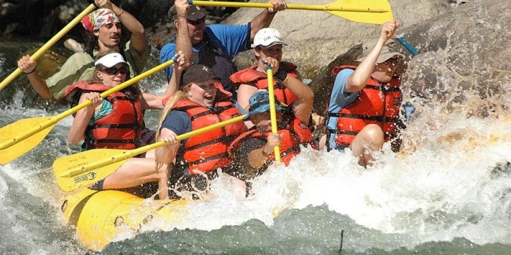 Rafting the Upper Kern – Sierra South