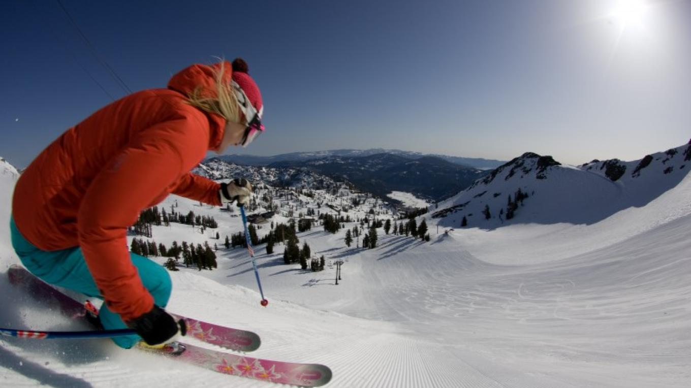 Famously perfected groomers make for amazing skiing through the whole winter. – Jeff Engerbretson