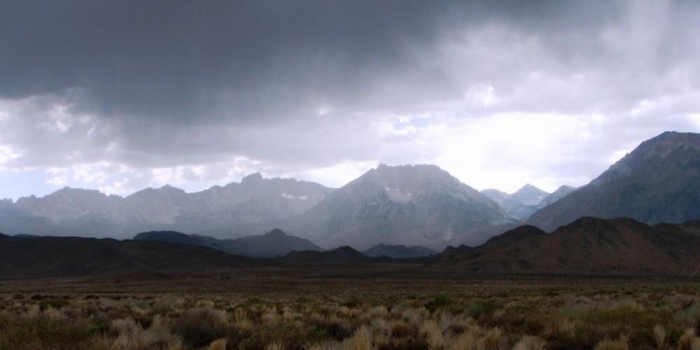 Mountains near Bishop – Sierra Nevada Conservancy