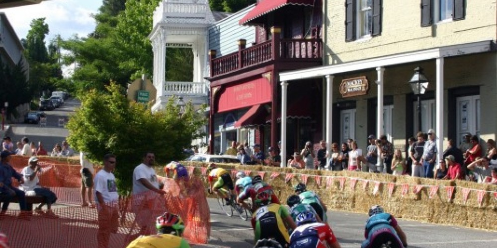 The Nevada City Bicycle Classic is known throughout the cycling world – Dave Carter