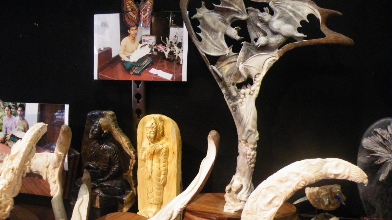 Fossil Ivory and Antler Carvings – yosemitegifts