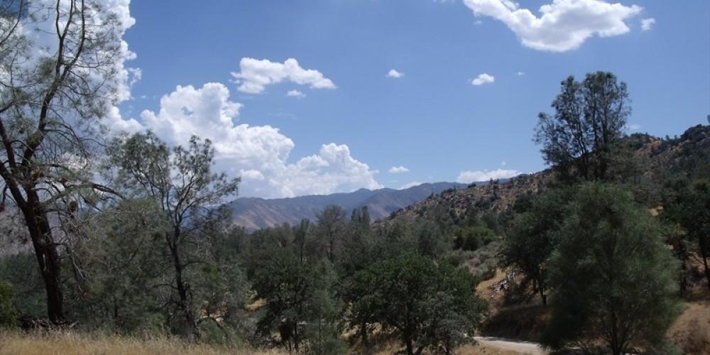 Keysville scenery – Death Valley Jim