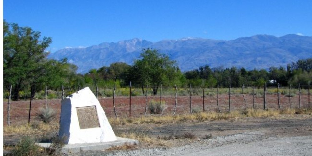 No. 208 San Francis Ranch historical marker. – HMDB.org