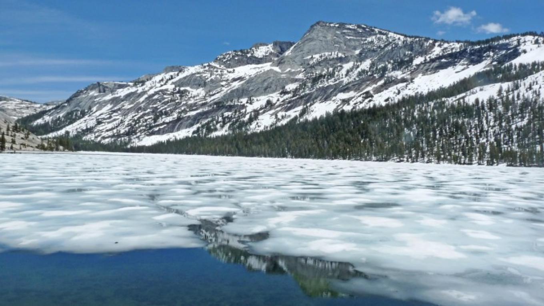 Tenaya Lake ice cover – Ray Anderson
