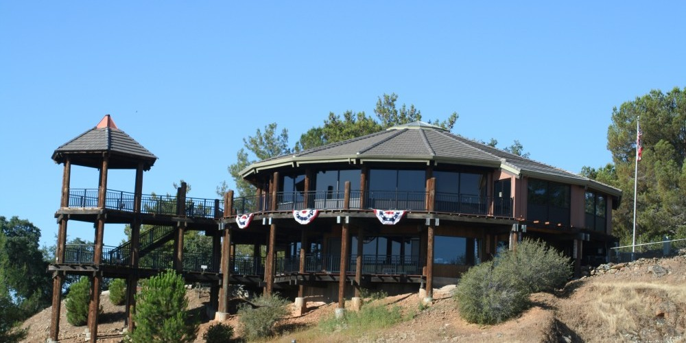 Don Pedro Recreation Agency Visitor Center – Carol Russell