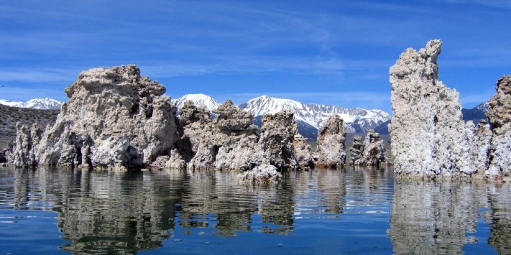 Mono Lake Tufa Towers