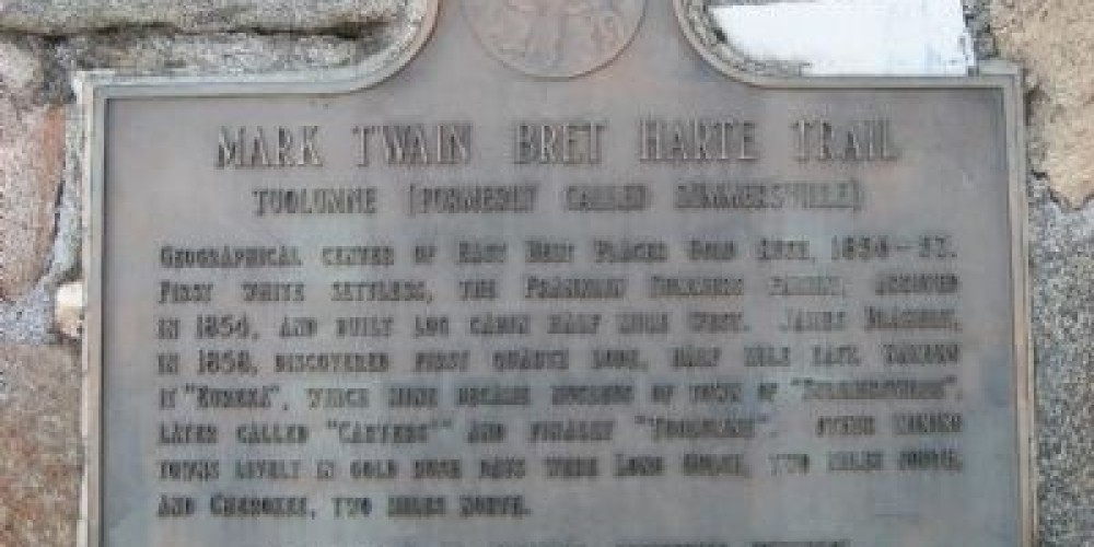 Summersville was once a wild Gold Rush town – Historical Marker Database