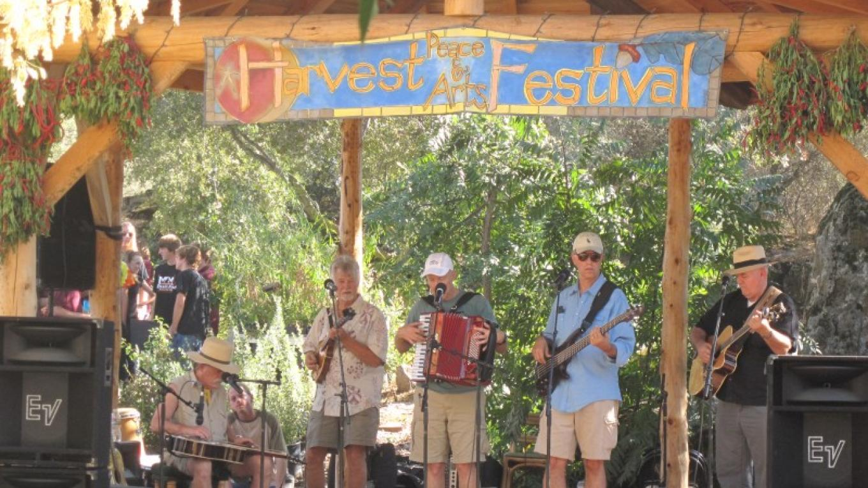 Marley's Ghost at Harvest Festival – Bonnie Bladen