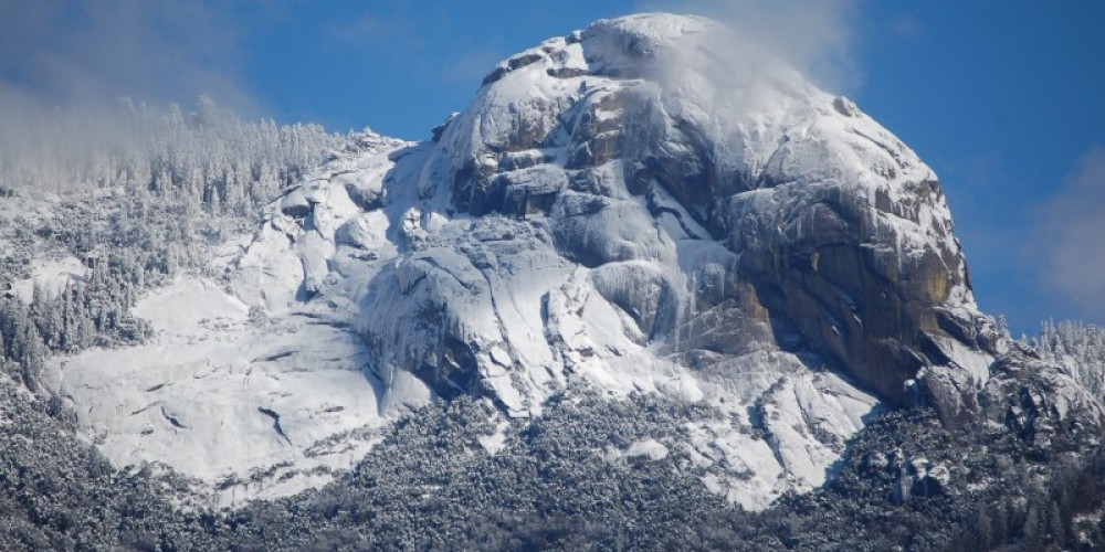 Moro Rock, Sequoia National Park – Tom Marshall