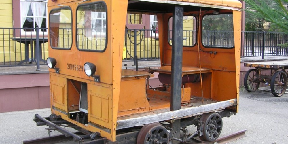Rail relics on display, thanks to Union Pacific and Placer Sierra Railroad Heritage Society – David Wiltsee