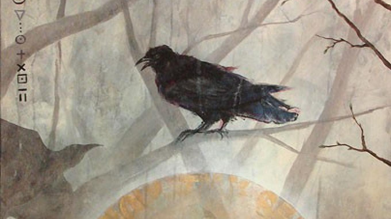 Ten Ravens - Painting by Judy DeRosa – Jon Bock