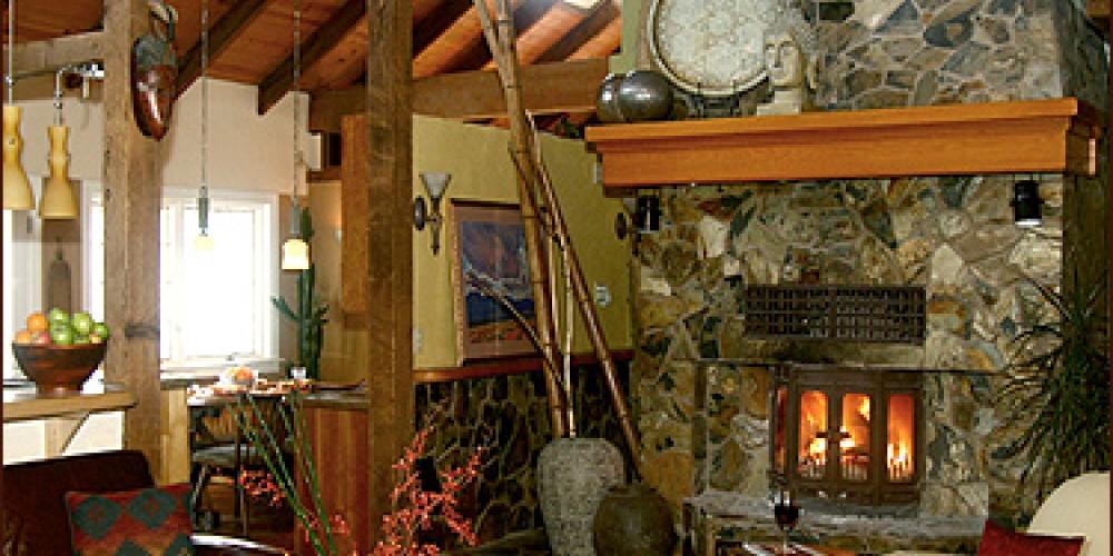 Fireplace – Carolyn LaPorte