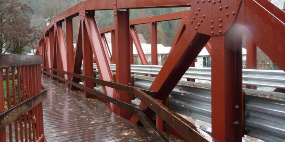 Jersey Bridge – Amy Gerbic