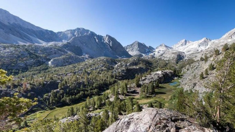 Rock Creek in the Eastside, Sierra Nevada. – Wilson's Eastside Sports