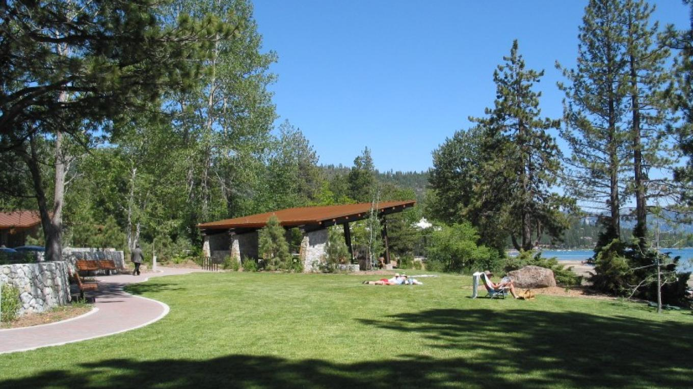 North Tahoe Beach Group Picnic Facility – Conservancy