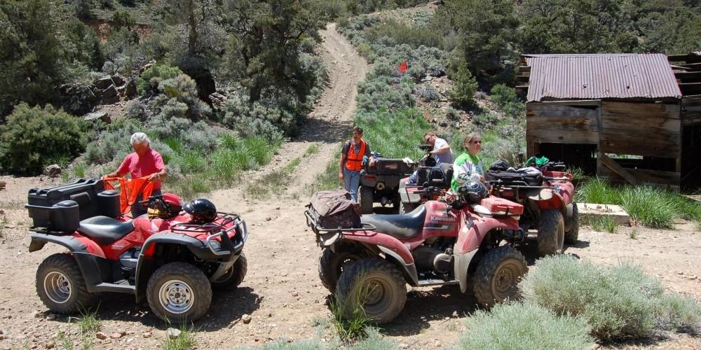ATV\'s along the trail – NMCC