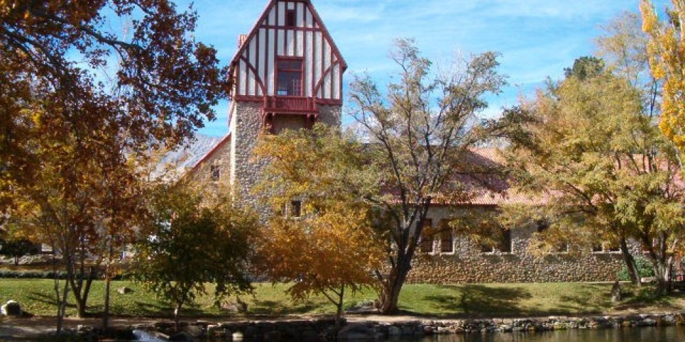 Fall color at Mount Whitney Fish Hatchery – J Stroh