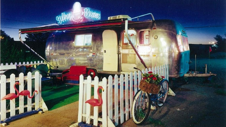 The Silver Bean at night – Bill Lemke
