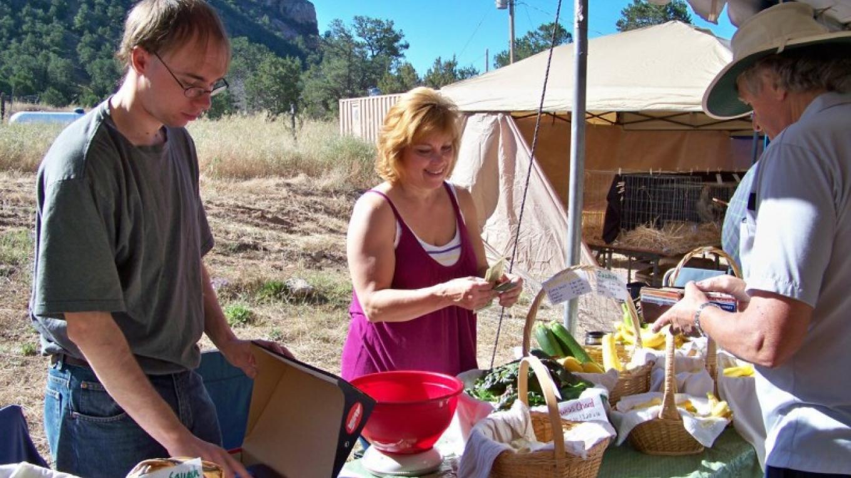 Garden fresh produce – RFM