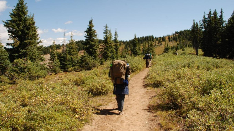 Backpacking in Weminuche Wilderness – Markus Hughes