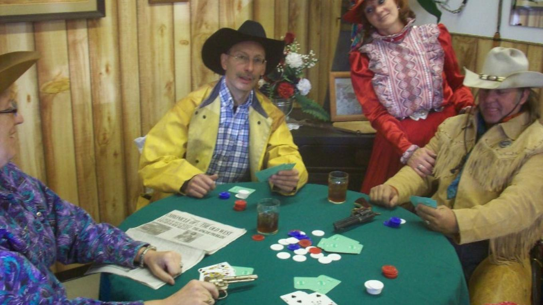 Playing? Poker – Beckie