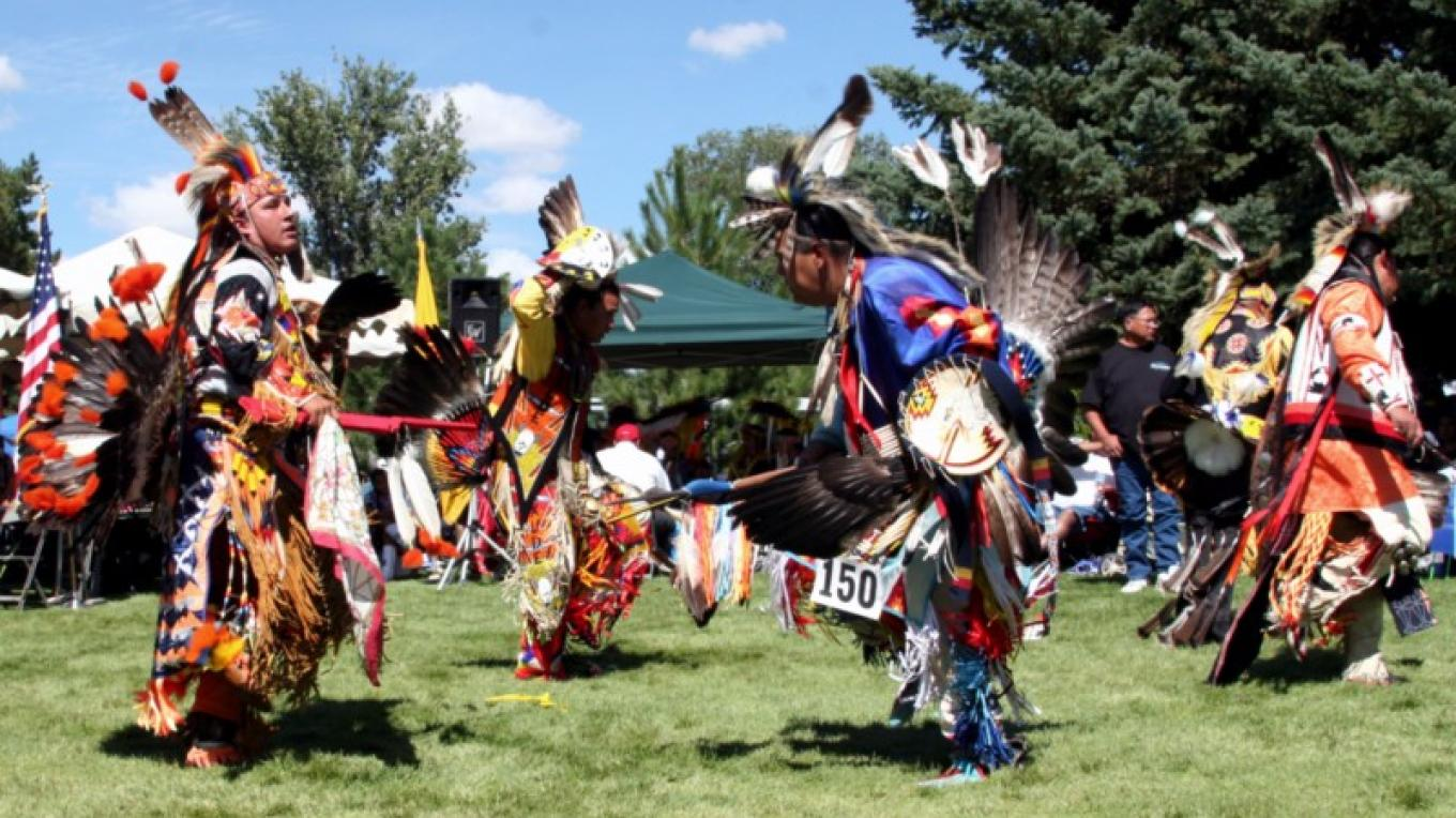 Totah Festival Pow Wow – Major Graham