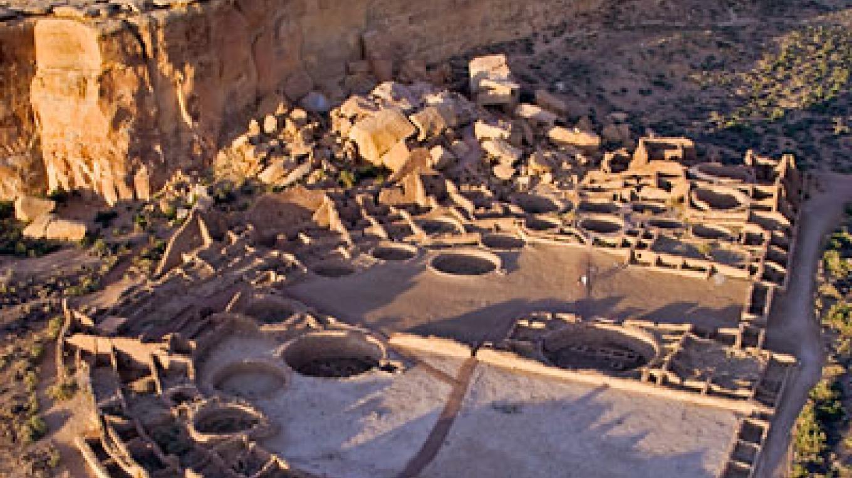 Pueblo Bonito in Chaco Canyon – unknown