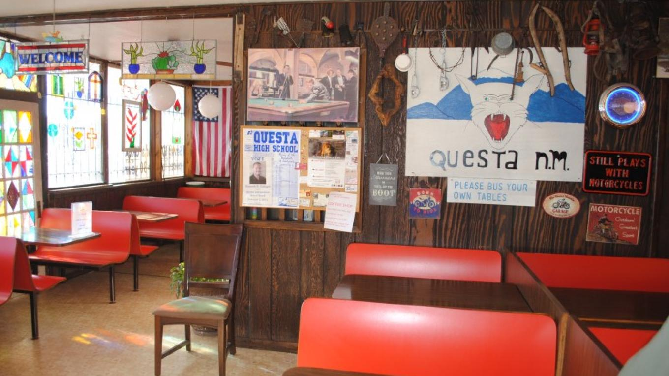 One view of our dining area – Jake LaFore