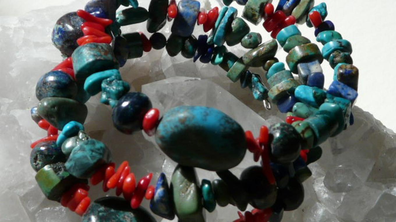 Turquoise Zen bracelet – K Ahlgren