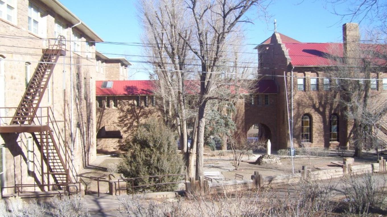 St. Micheal Indian School – Valcita Thompson