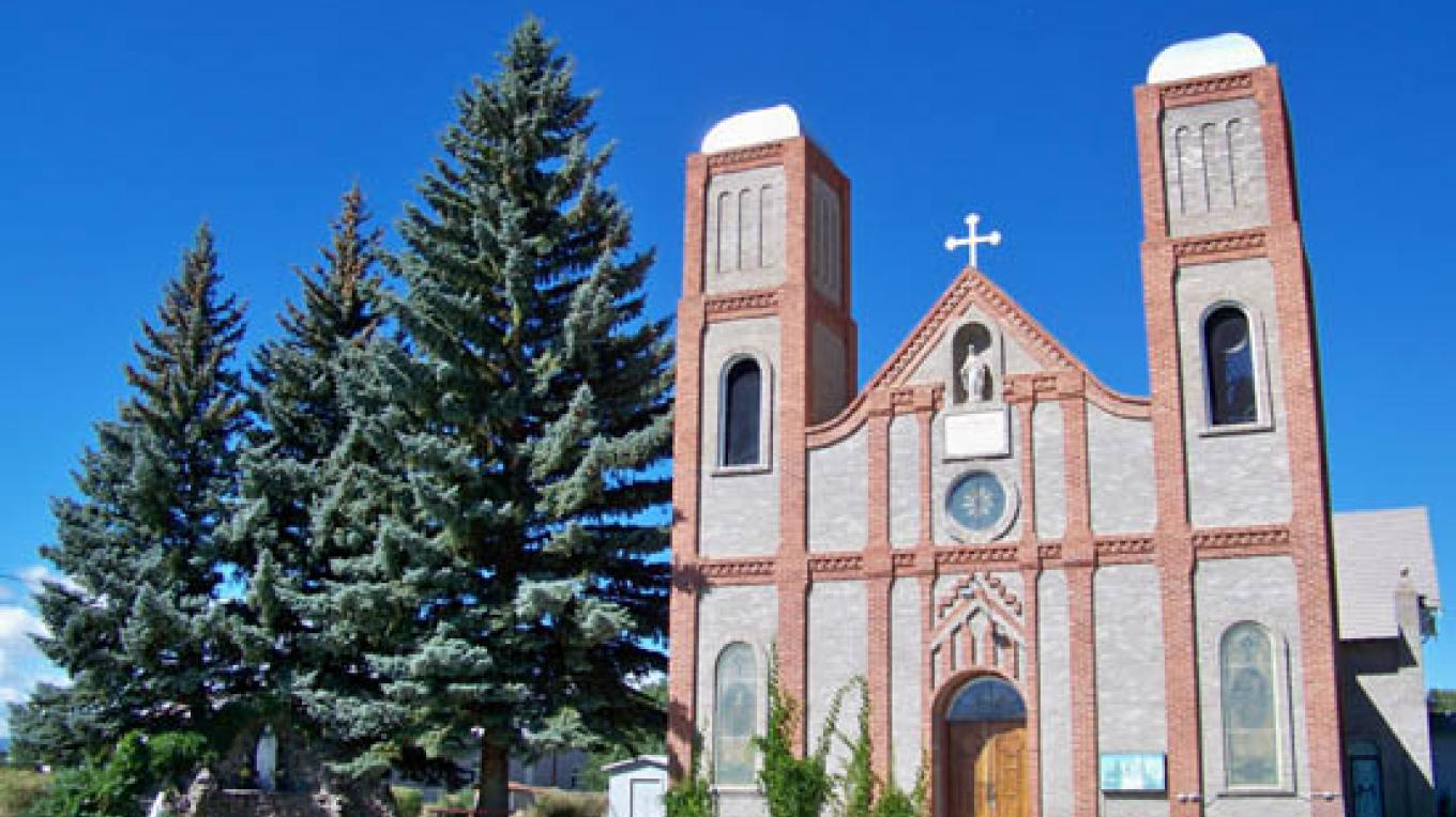 Our Lady of Guadalupe in Conejos is the oldest parish in Colorado -- a part of the Sangre de Cristo National Heritage Area – Marilyn Loser