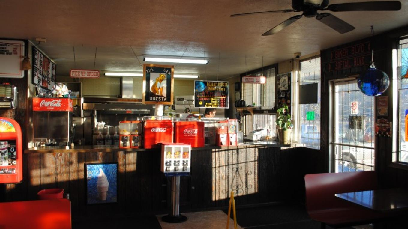 Another view of our dining area – Jake LaFore