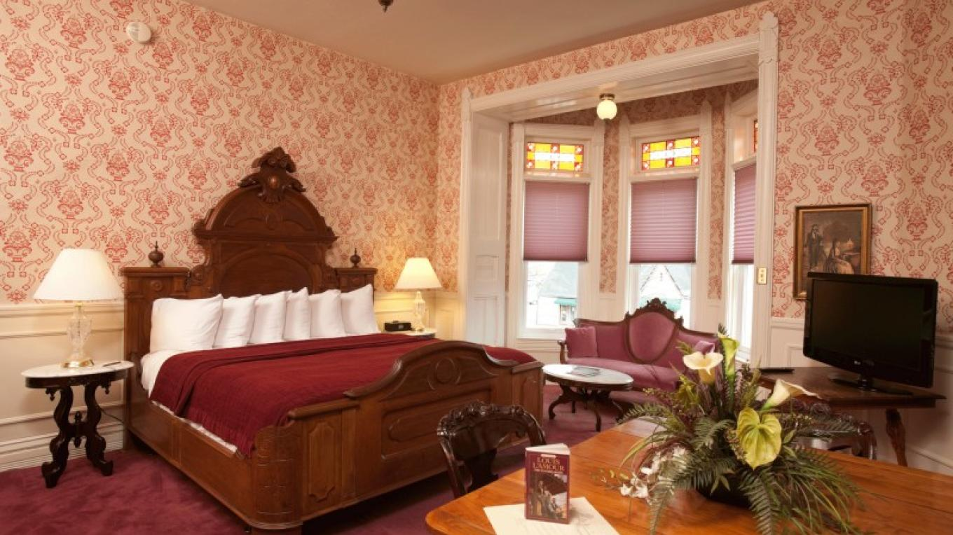 Louis L'Amour Room. Designated a Literary Landmark – ImageSmith Photography