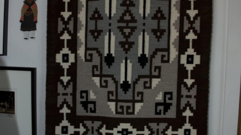Churro wool and rug – Barbara Grist