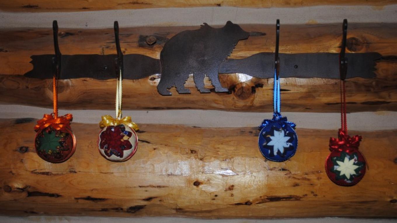 Hand-sewn ornaments – Jake LaFore