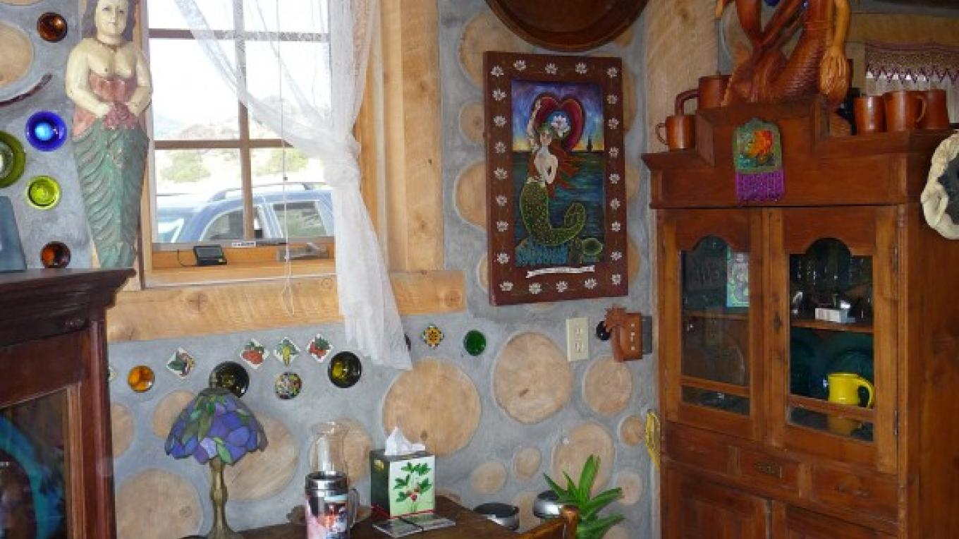 "Inside ""The Mermaid Cottage"" – KimAnna Cellura Shields"