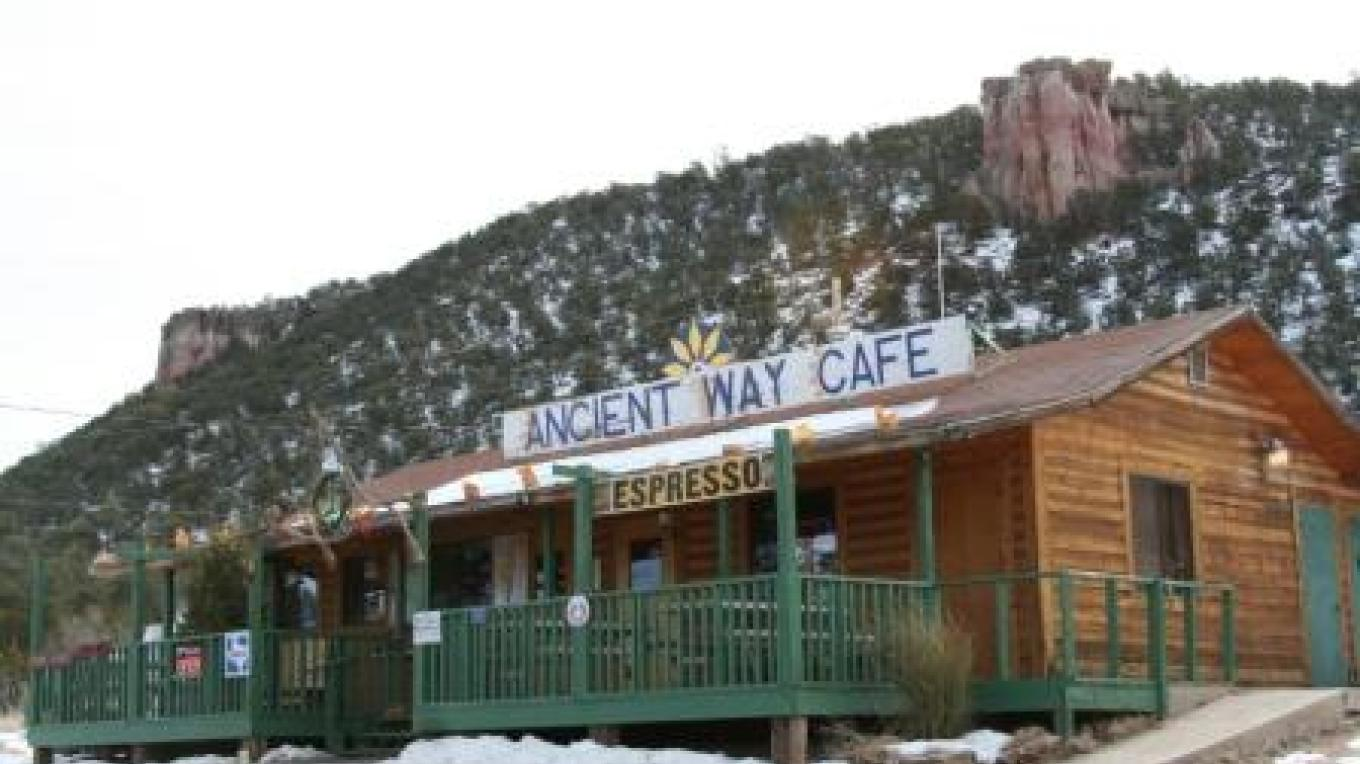 The Ancient Way Cafe