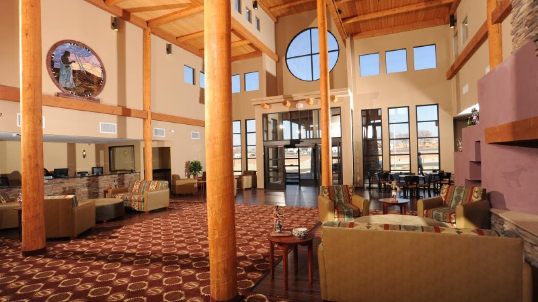 Hotel Lobby – courtesy of MLI