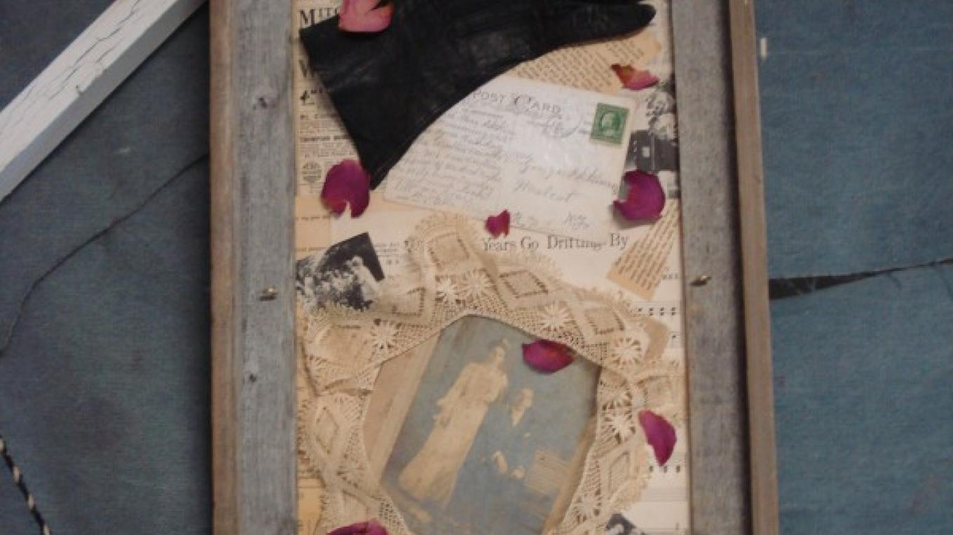 Antique Collage