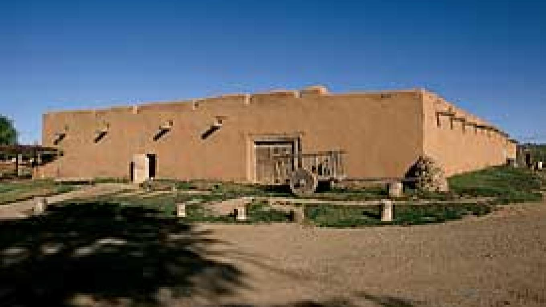 Front of Hacienda de los Martinez
