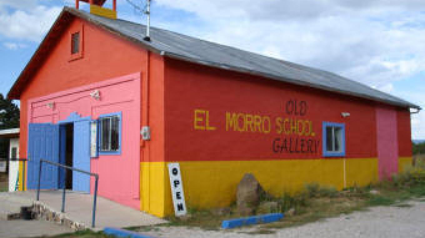 The El Morro Old School Gallery